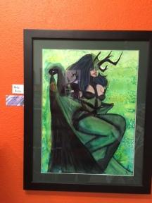 Art by Julie Raven Art