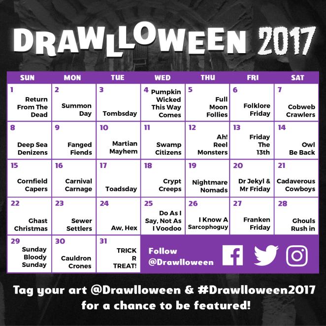drawlloweencalendar
